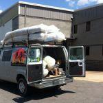 Mike's Delivery Van